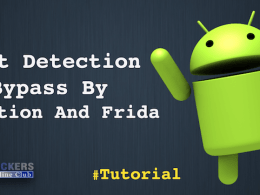 Root Detetion Bypass