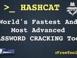 Hashcat Password Cracking