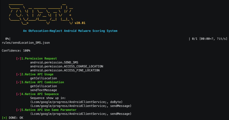 Quark API Report