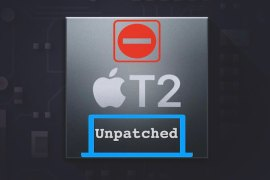 Apple T2 Unpatch