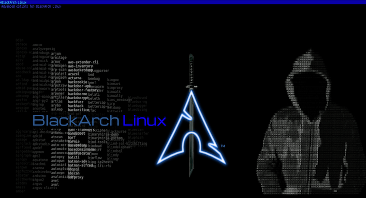 BlackArch Linux New