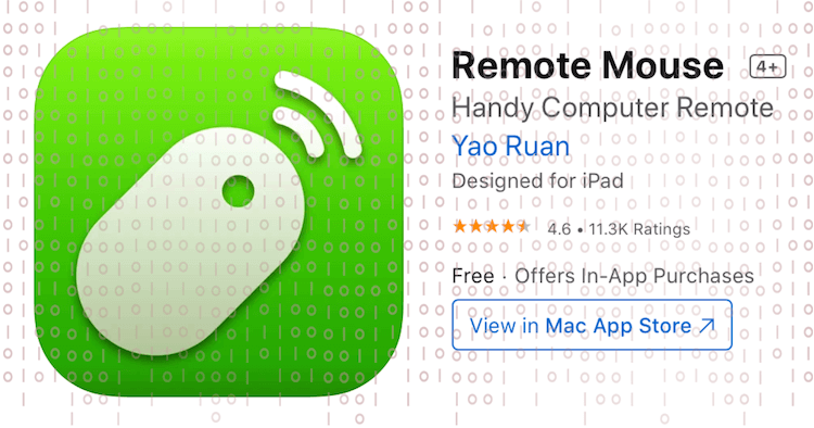 Remote Mouse Vulnerability