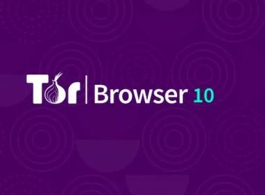 TOR Browser 10