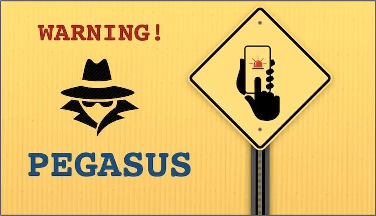 Pegasus Warning