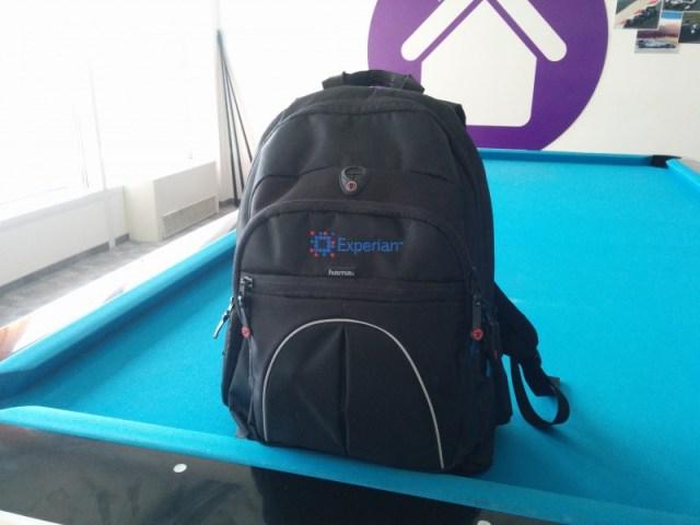 Experian Backpacks