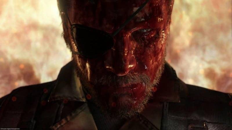 Metal Gear Solid V TPP Become Hero Or Demon Snake