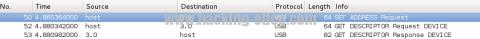USB Forensic - Wireshark