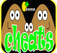 Download Pou Cheat Apk (Unlimited Coins) for Android