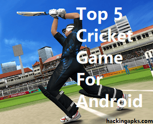 Download Cricket Games For Android