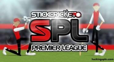 Stick Cricket Premier League (SCPL) Apk