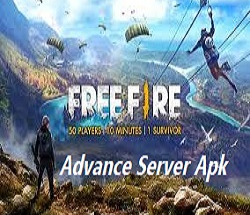 Free Fire Advance Server Apk