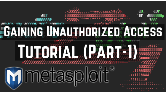 Basic Metasploit Tutorial For Beginners (Part-1) >> Hacking Blogs