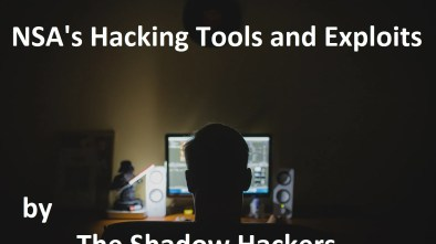 NSA hacking tools released by shadow brokers