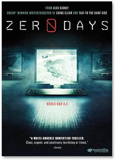 Zero Days Cyber Security Hackers Documentary 2017