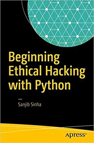Begin Ethical Hacking with Python eBook PDF - HackingVision