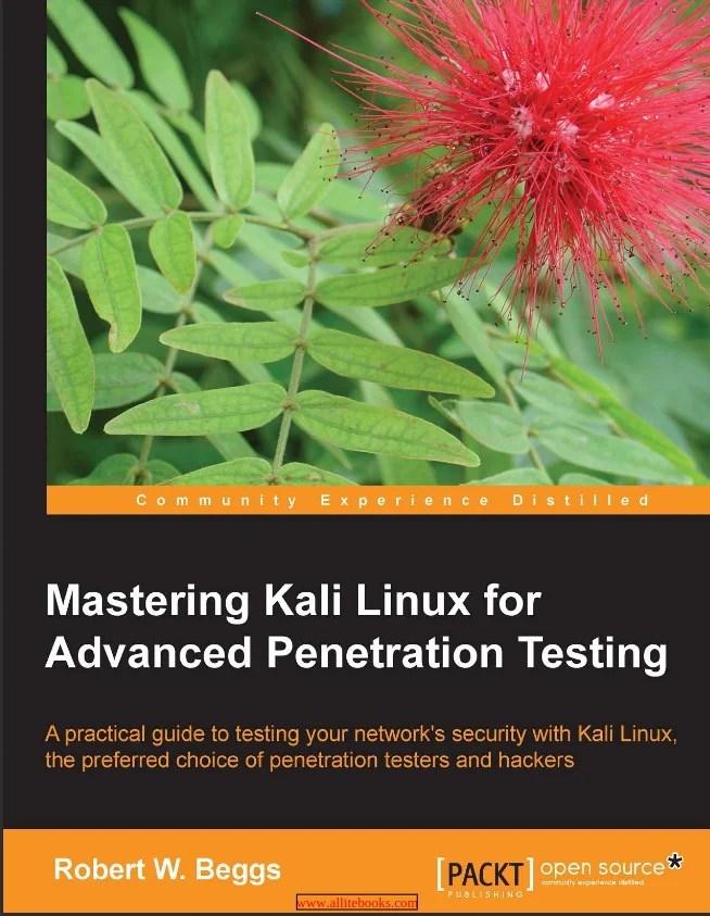 Mastering Kali Linux for Advanced Penetration Testing eBook PDF