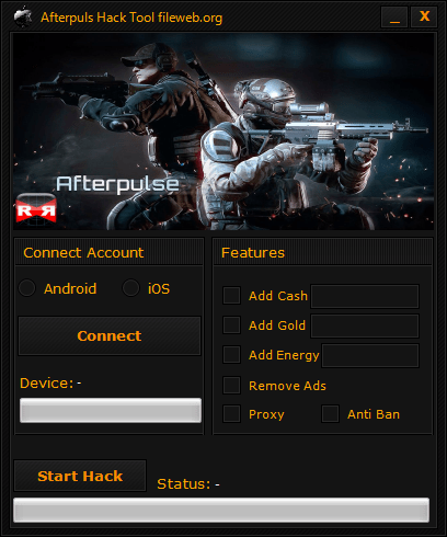 Afterpulse Hack Download (Android/iOS)