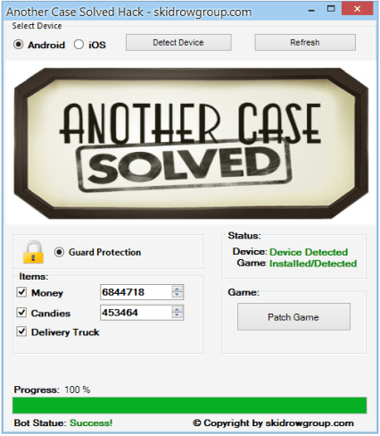 Another Case Solved Hack - Android iOS Cheats
