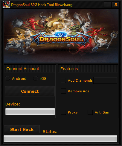 DragonSoul RPG Hack Download (Android/iOS)