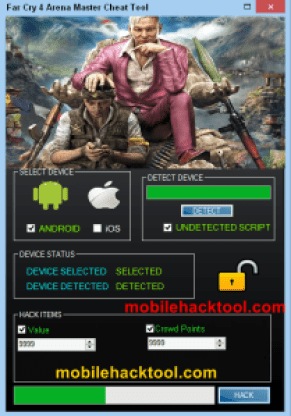 Far Cry 4 Arena Master Hack Tool