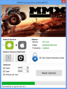 MMX Racing Hack tool