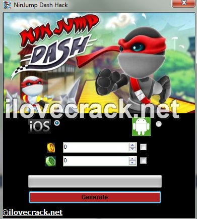 NinJump Dash hack