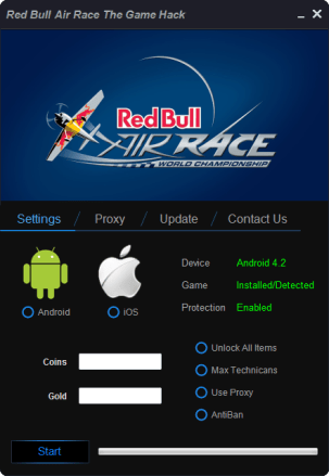 Red Bull Air Race The Game Hack android Red Bull Air Race Hack Tool & Cheats – Red Bull Air Race Free Coins,Gold and Oil