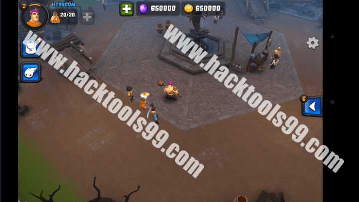 Spirit Lords Hack Working Proof