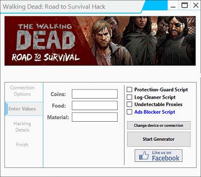 Walking Dead Road To Survival Cheats