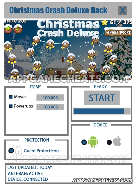 christmas-crash-deluxe-cheats-hack-moves-powerups