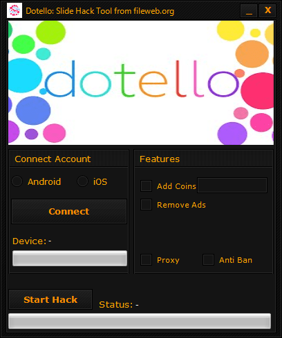Dotello: Slide Hack Download (Android/iOS)