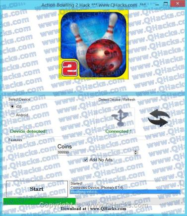 Action Bowling 2 Hack Cheats & Tricks