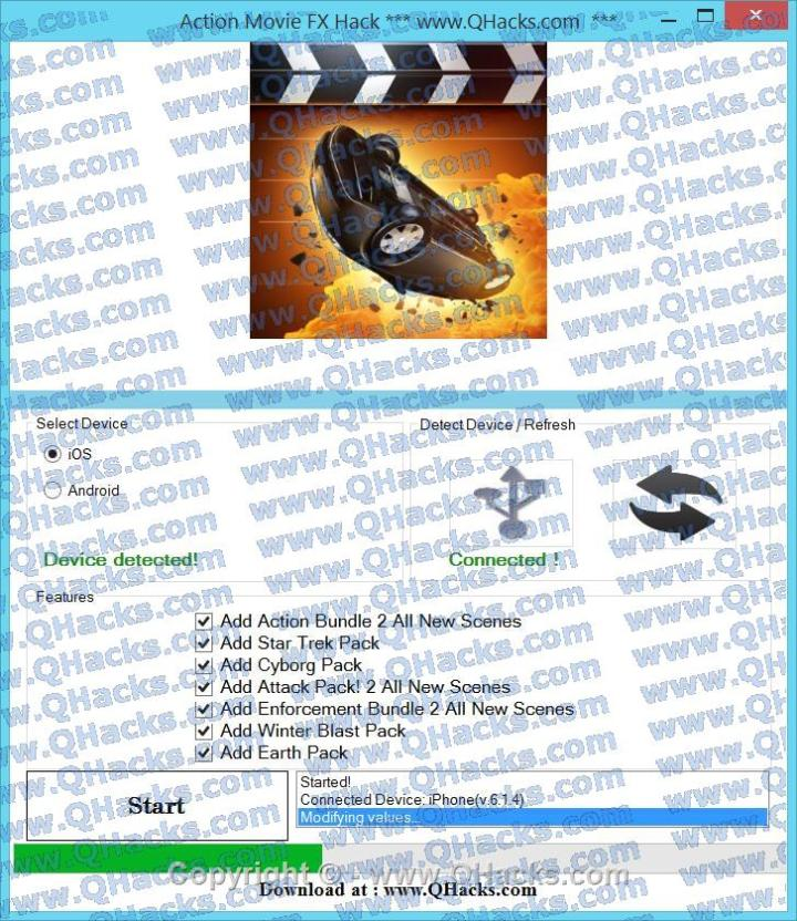 Action Movie FX Hack Cheats & Tricks