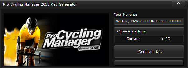 pro cycling manager 2015 key generator free activation code 2015 Pro Cycling Manager 2015 Key Generator – FREE Activation Code 2015