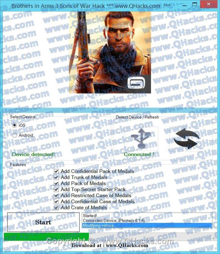 Brothers in Arms 3 Sons of War hacks