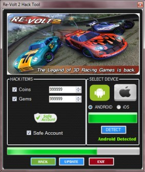 Re-volt 2 Multiplayer Hack Tool