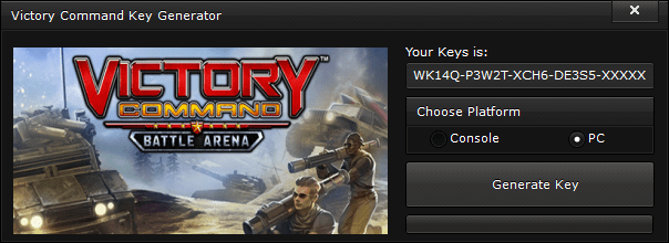 victory command key generator free activation code 2015 Victory Command Key Generator – FREE Activation Code 2015