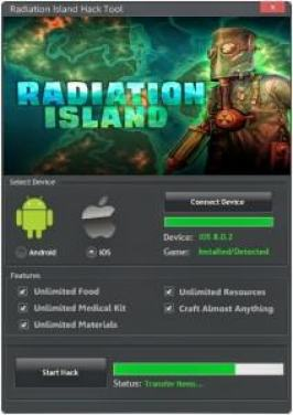 Radiation-Island--Cheats