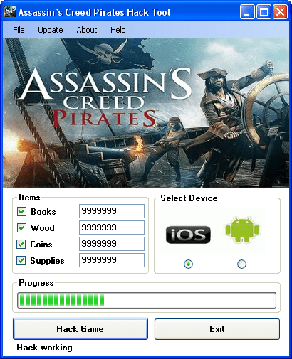 assassins creed pirates hack tool download Assassin's Creed Pirates Hack Tool Download