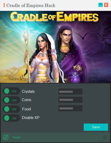 Cradle of Empires Hack (Android/iOS)