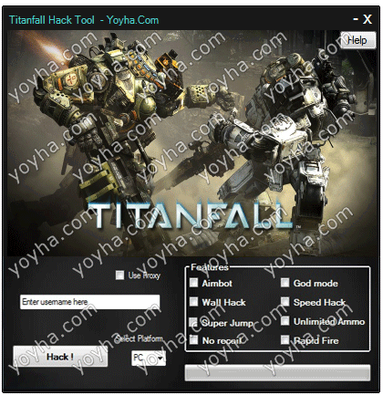 Titanfall Hack and Cheats