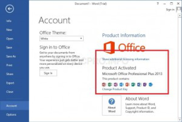 MS OFFICE 2013 KEYGEN PLUS