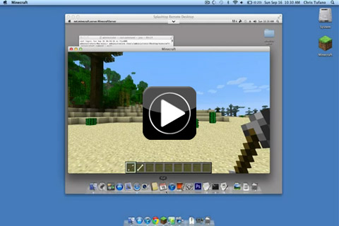Minecraft for Mac Full and Free