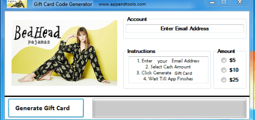 Bedhead Pajamas Gift Card Generator We are offering Bedhead Pajamas Gift Card Generator. In this post we are going to review you how to get the gift card for free, without paying anything. Why using your credit card and spending a lot of money if you don't need to do that? :) Here is this awesome tool, easy to use. Here is the best tool available on internet regarding this kind of store, Bedhead Pajamas Gift Card Generator.