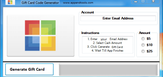 Microsoft Store Gift Card Generator We are offering Microsoft Store Gift Card Generator. In this post we are going to review you how to get the gift card for free, without paying anything. Why using your credit card and spending a lot of money if you don't need to do that? :) Here is this awesome tool, easy to use. Here is the best tool available on internet regarding this kind of store, Microsoft Store Gift Card Generator.