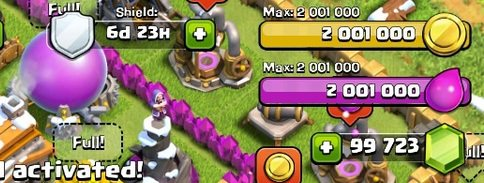CLASH OF CLANS HACK CHEAT 2
