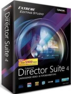 Cyberlink Director Suite 4 Crack Full
