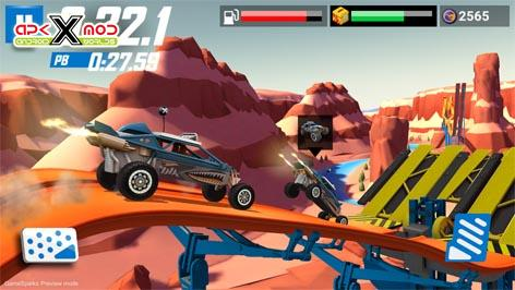 Hot Wheels Race Off v1.0.4723 Hack Mod