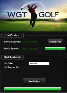 WGT Golf Mobile Hack Cheat Trick